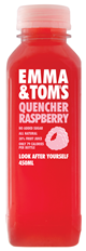 Raspberry Quencher Drink